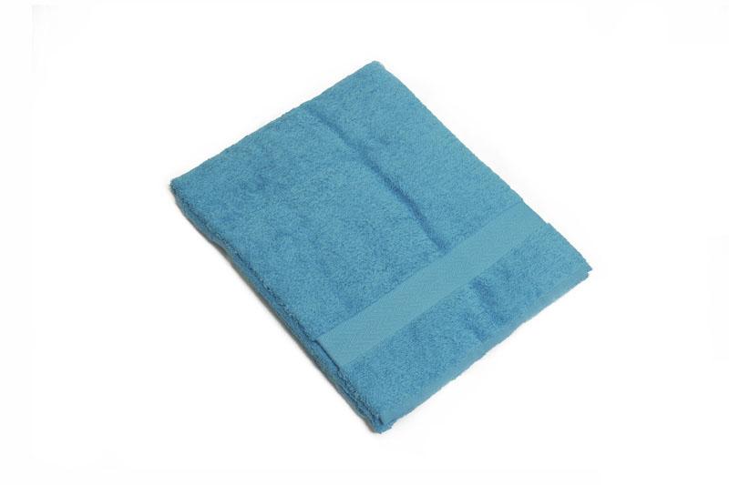 asciugamano azzurro
