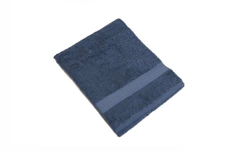 asciugamano blu