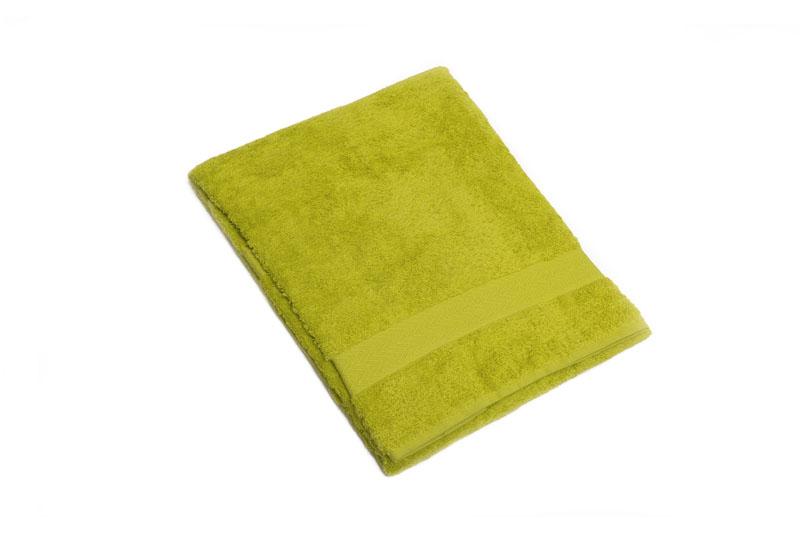 asciugamano verde
