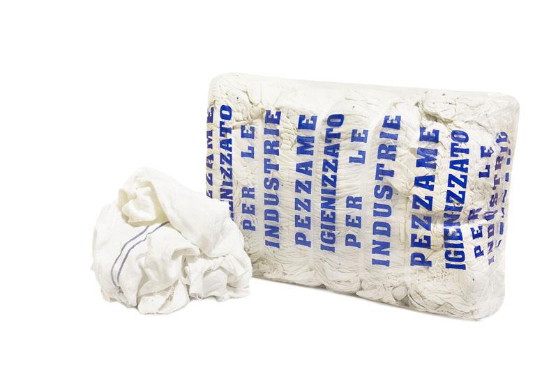 pezzame tovagliato bianco